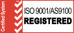AS9100/ISO9001